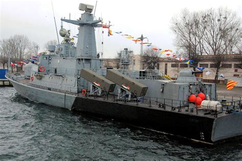 """ORP """"Orkan"""" Fast Attack Craft Missile - Polish Navy M Letter In Water"""