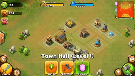 download game android mod castle clash castle clash android hd gameplay game for kids youtube