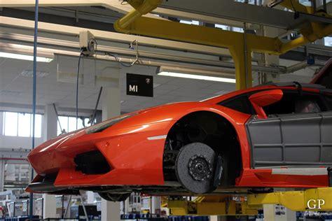 Lamborghini Werk Italien by Factories Archives Norris N 228 Se Getpalmd
