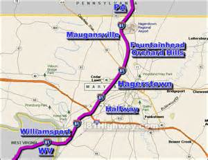 Route 81 Map by Interstate 81 Map Related Keywords Amp Suggestions