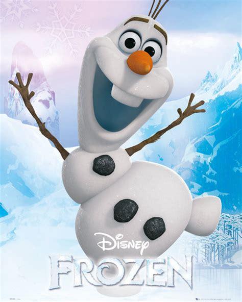 frozen quanti film poster frozen il regno di ghiaccio olaf su europosters it