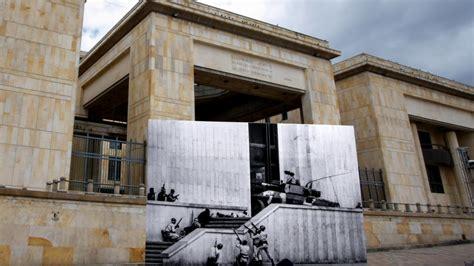 imagenes palacio de justicia bogota el antes y el despu 233 s del palacio de justicia