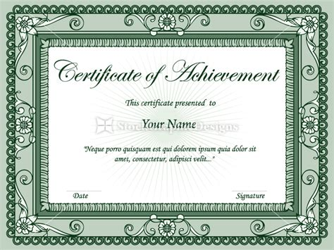photoshop certificate template certificate border vector set 1 vector photoshop