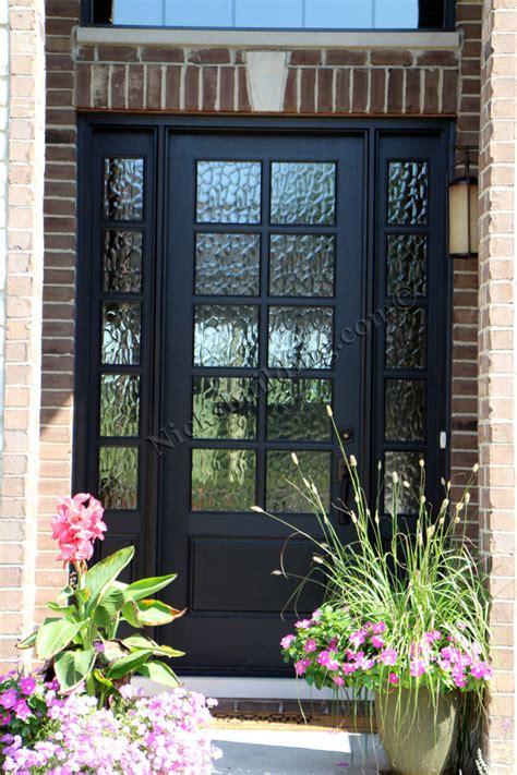 Black Glass Front Door Exterior Door Gallery Wooden Door Pictures