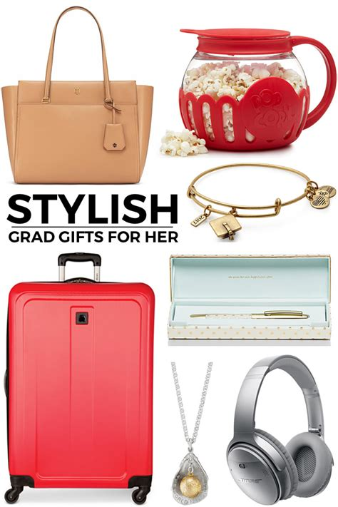 Graduation Gifts - stylish graduation gifts for