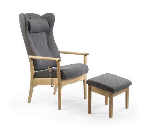 recliner armchairs for the elderly ergo recliner chair elderly care armchairs from helland