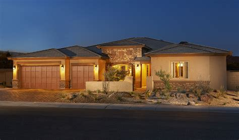 Garage Sales Creek Az New Homes In Az Home Builders In Lone Mountain