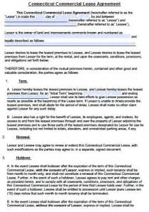 Certification Letter Purchase commercial lease agreement real estate forms
