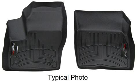 2017 toyota tacoma weathertech front auto floor mats black