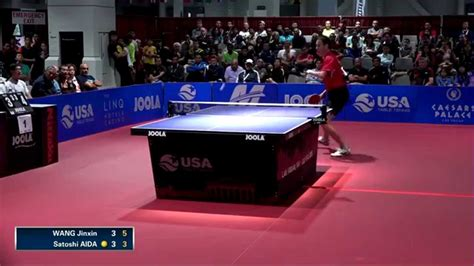 2015 us open s singles semifinal wang jinxin vs