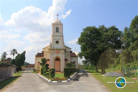 st gajah church of st joseph batu gajah perak