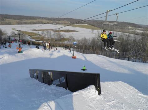 Paoli Peaks Cabins by Owners Of Paoli Peaks Sue Trees Tracks Ski Magazine