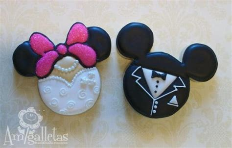 mickey mouse wedding favors ideas disney wedding mickey mouse wedding cookies 2062793