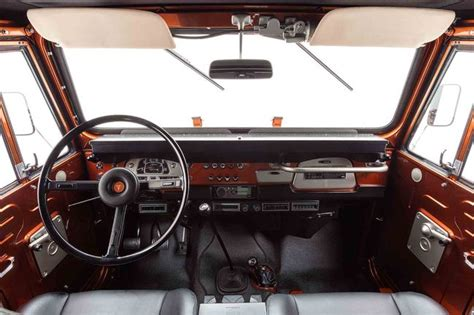 classic land cruiser interior toyota fj40 land cruiser design price interior exterior