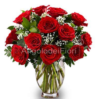 co d fiori bouquet di rosse regala bouquet