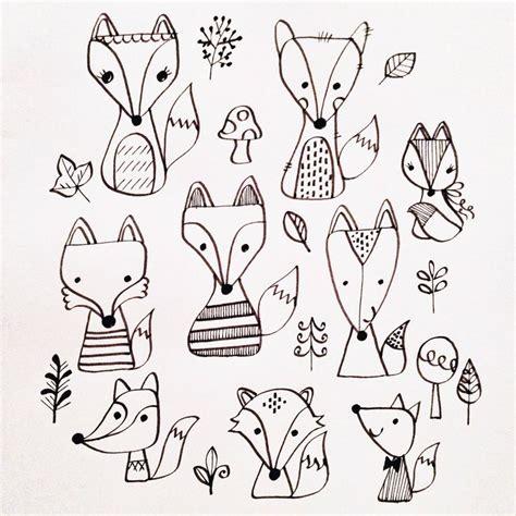 doodle animals 126 best doodles images on