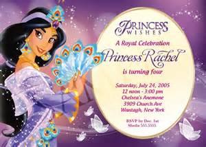 disney princess birthday invitations ideas bagvania free
