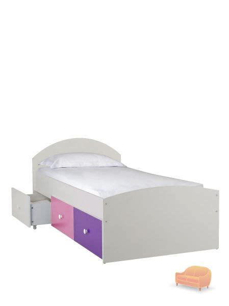 Ohio Mid Sleeper Bed by Beds Page 2