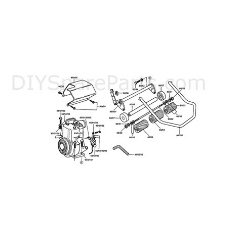 qualcast classic 35s parts diagram qualcast classic 35s f016305042 parts diagram page 3