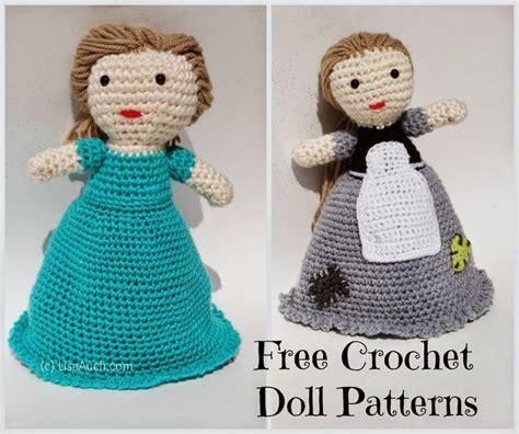 knitting pattern upside down doll free crochet doll pattern how to crochet a basic doll