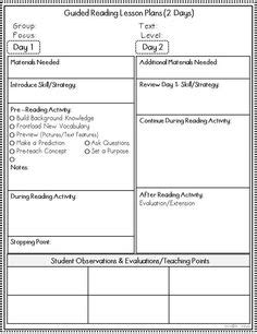 lesson plan template arizona mcesa reil loi formated gre