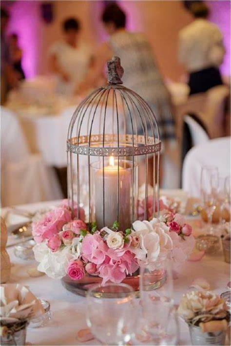 22 romantic ideas to incorporate birdcages into your