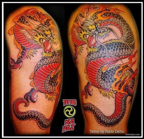 tattoo dragon traditional asian tattoos and designs page 31