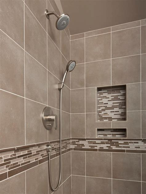 Make The Most Of Your Shower Space Hgtv Pictures Of Bathroom Showers