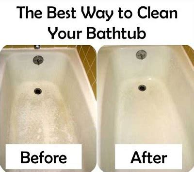 best way to clean bathtub recipes projects more the best way to clean your bathtub