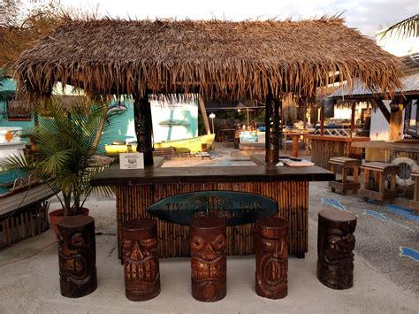 Polynesian Tiki Bar Stools by Tiki Bars Tiki Bars By Cts Designs