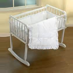 Baby Doll Cribs And Beds Simplicity Cradle Bedding By Baby Doll