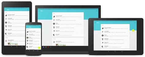 google design guidelines android youtube gmail design updates for android l know your mobile