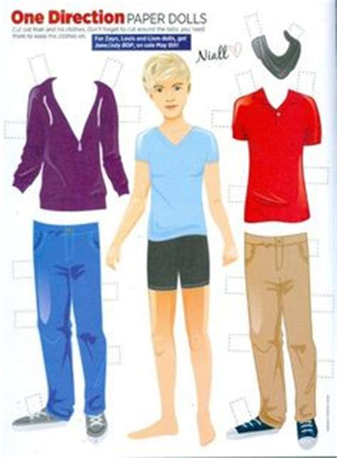 one direction paper dolls details about harry styles one direction 1d 11 quot x 8