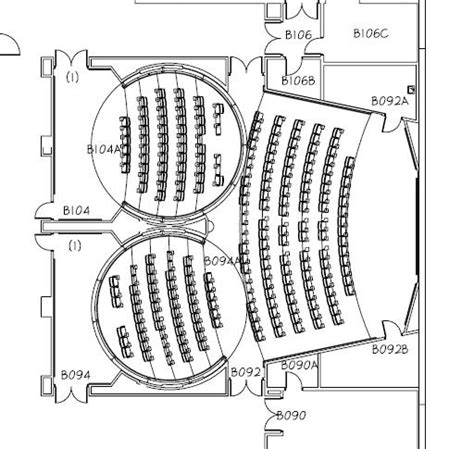 lecture hall floor plan image gallery lecture hall plan