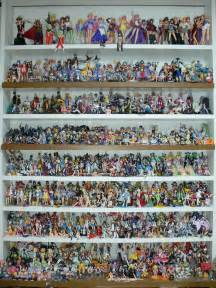 18 Doll Desk Figure Collection