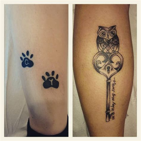 owl tattoo with key meaning 30 key tattoo designs ideas design trends premium