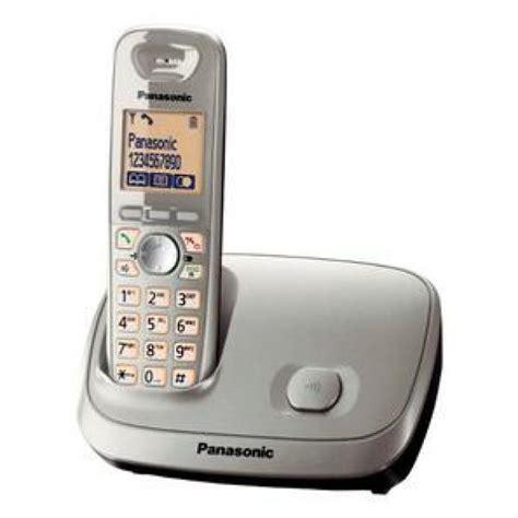 Telephone Wirelesspanasonic Kx Tg 6511 panasonic schnurloses dect telefon kx tg6511gb gn