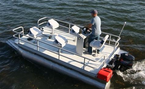 five person boat brand new 16 ft five person elite pontoon fishing boat