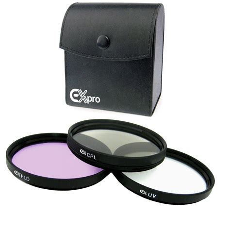 ex pro 77mm professional multi coated glass lens filter