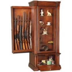 Curio Gun Cabinet Plans Gun Safe Manteresting