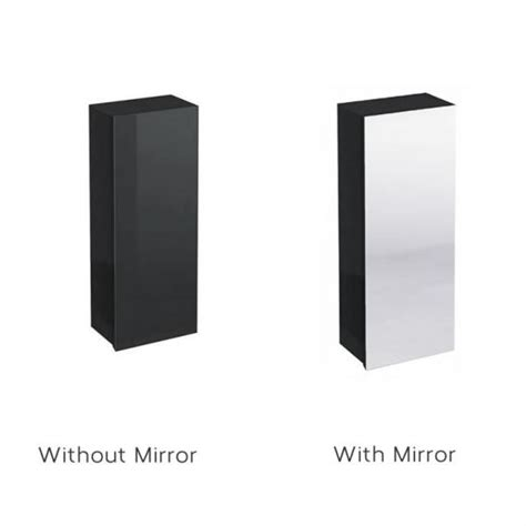 300mm wall cabinet with mirror buy online at bathroom city aqua cabinets 300mm black wall cabinet bathroom cabinet