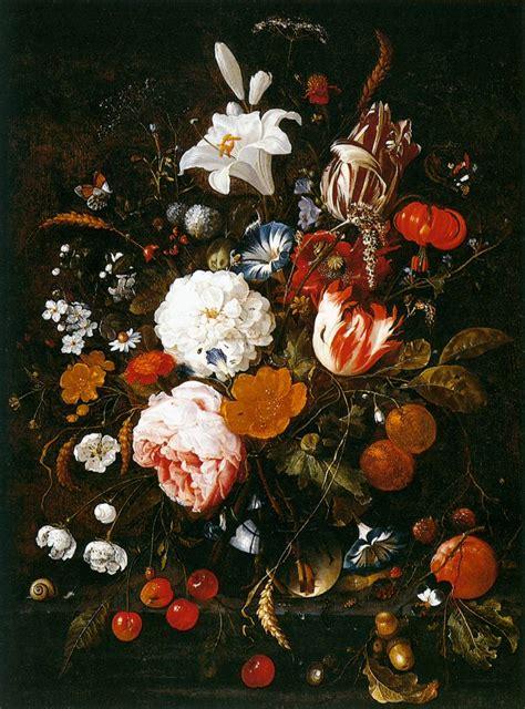 Vase Of Flowers Jan Davidsz De Heem File Jan Davidsz De Heem Still Life With Flowers In A