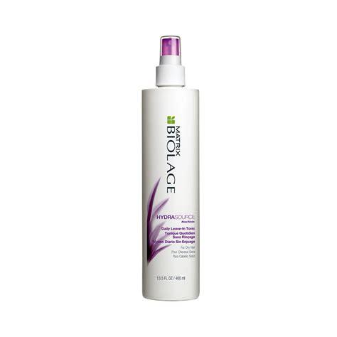 Matrix Hair Tonic matrix biolage hydrasource leave in tonic reviews
