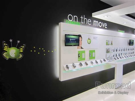 mobile phone store funroad mobile phone accessory retail shop design mobile
