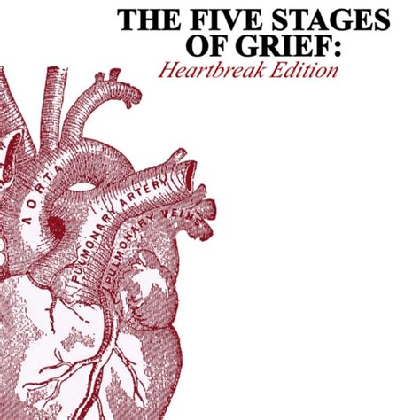 The Stages Of Grief Vacation Edition by 8tracks Radio Five Stages Of Grief Heartbreak Edition