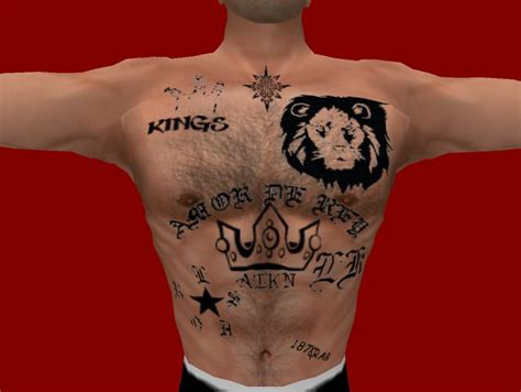latin king tattoos second marketplace