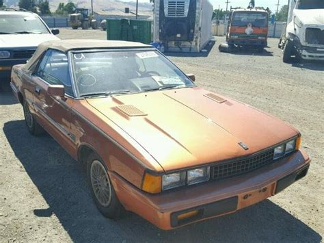 1983 datsun 200sx 1983 datsun 200sx coupe offered for auction 1855942