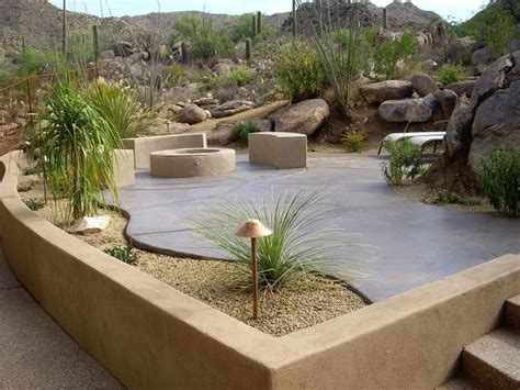Idea For Backyard Arizona Backyard Ideas Marceladick