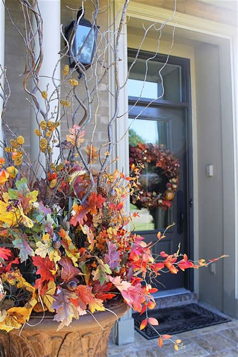 fall plants urns and containers the bright ideas
