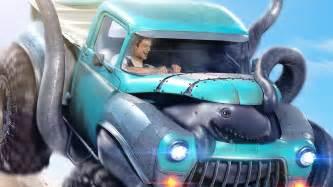 monster trucks movie wallpapers wallpapersin4k net